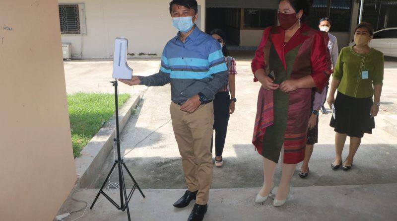 กศน.จังหวัดกำแพงเพชร จัดการทดสอบระดับชาติ(N-NET) ภาคเรียนที่ 1 ปีการศึกษา 2564 พร้อมกับจังหวัดต่าง ๆ ทั่วประเทศ